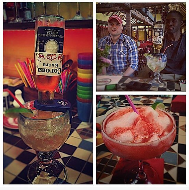 Had a hard week or just in need of some sunshine? Then look no further than Amigos! We have a selection of delicious cocktails to brighten up anyone's mood.... So come try one today..... Or two 😉😃