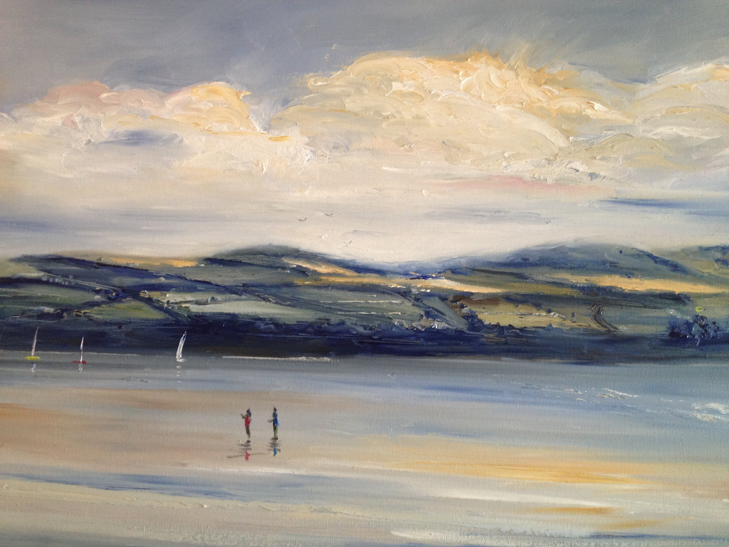 Between Tides - We are very excited to welcome back Jane Morrow and her latest body of work,