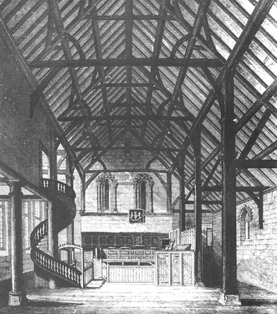 Great Hall of Leicester Castle