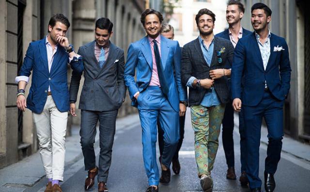Cómo deben vestir los hombres a los 40 años: 5 reglas de oro — Lara Oliveras