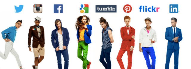 redes sociales e imagen personal