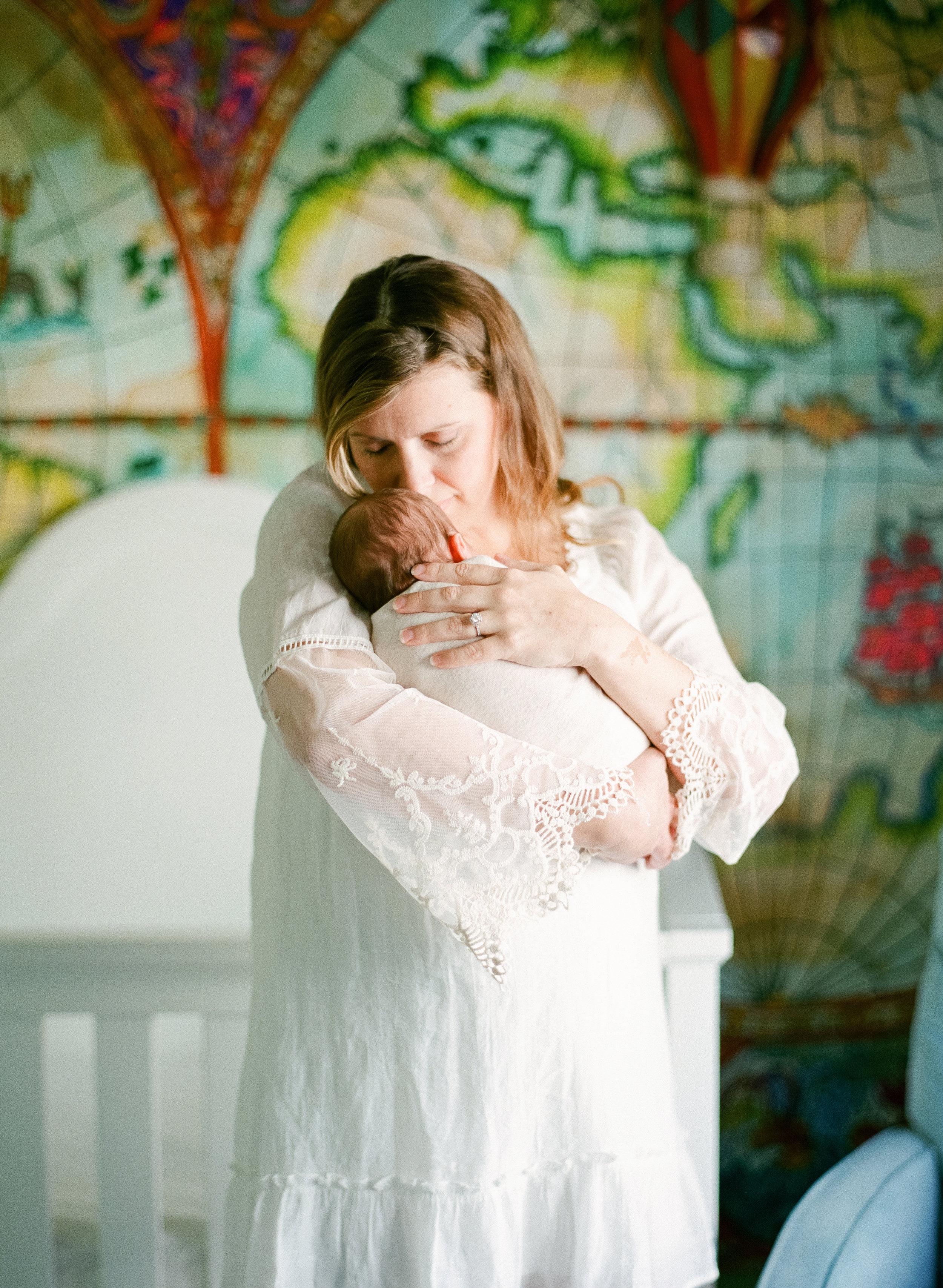 lifestyle-newborn-film-photographer-nursery-raleigh