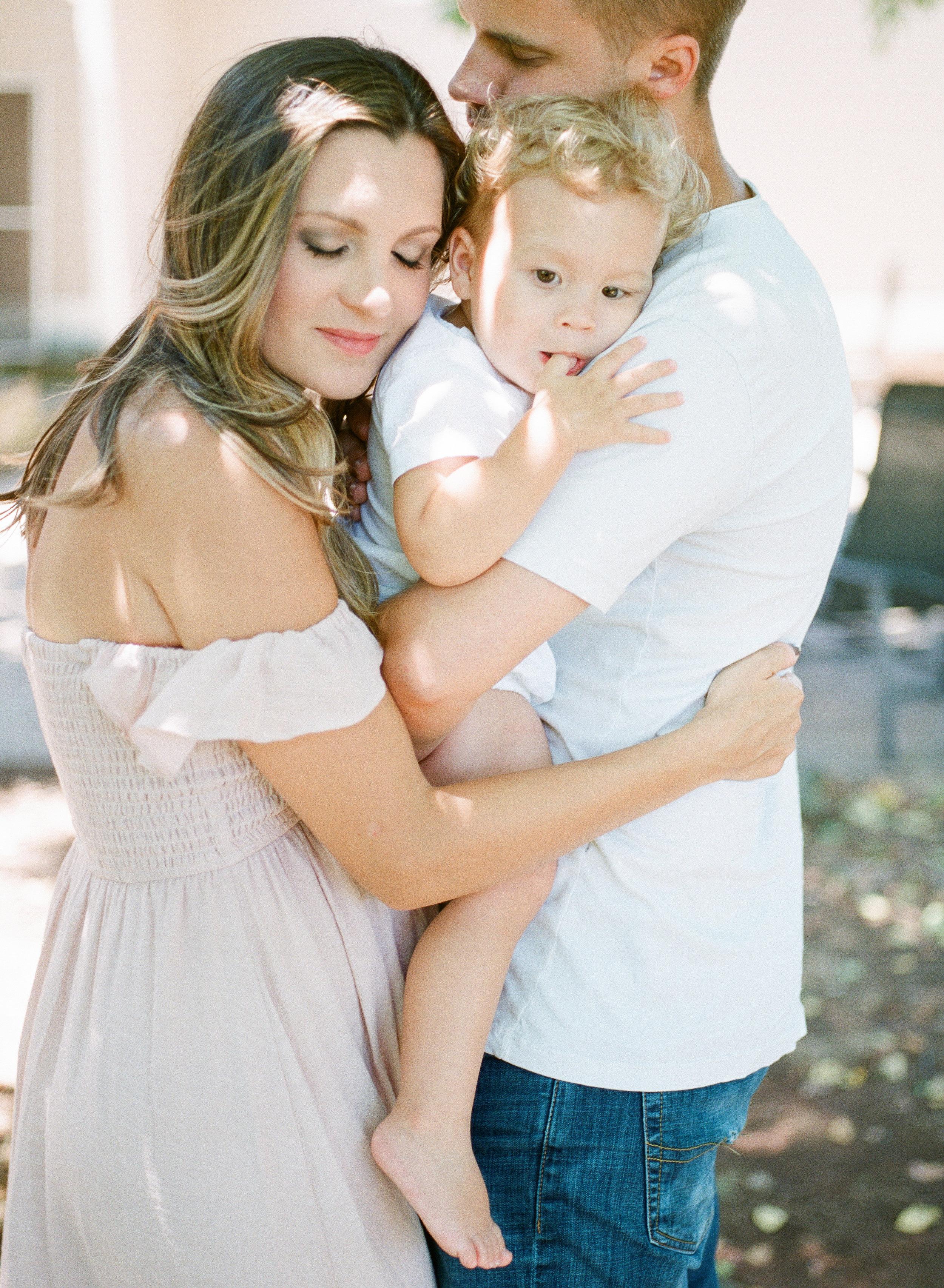 wake-forest-family-maternity-film-photographer