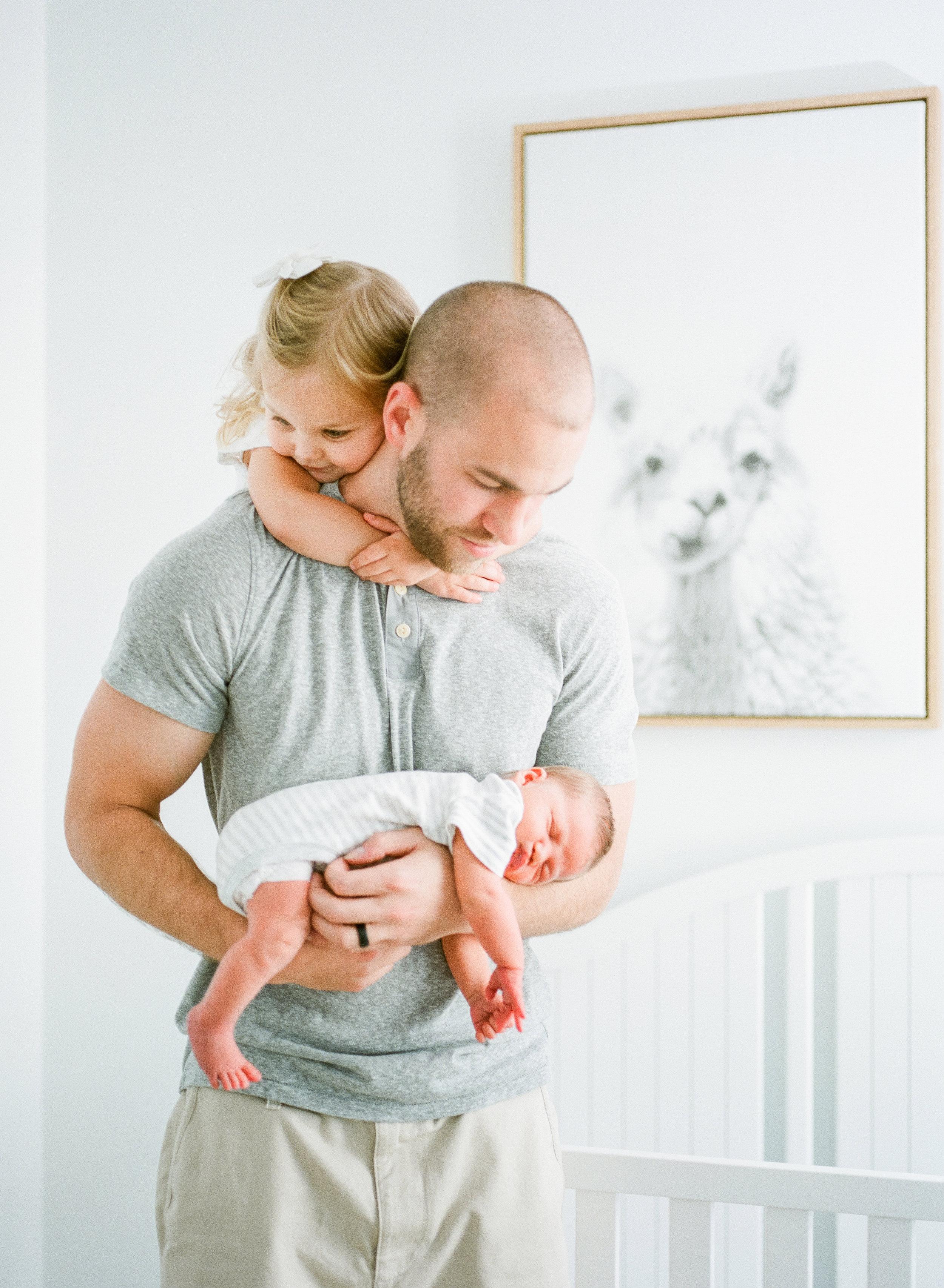 And Baby Makes Four   Raleigh Newborn Photographer — Stephanie ...