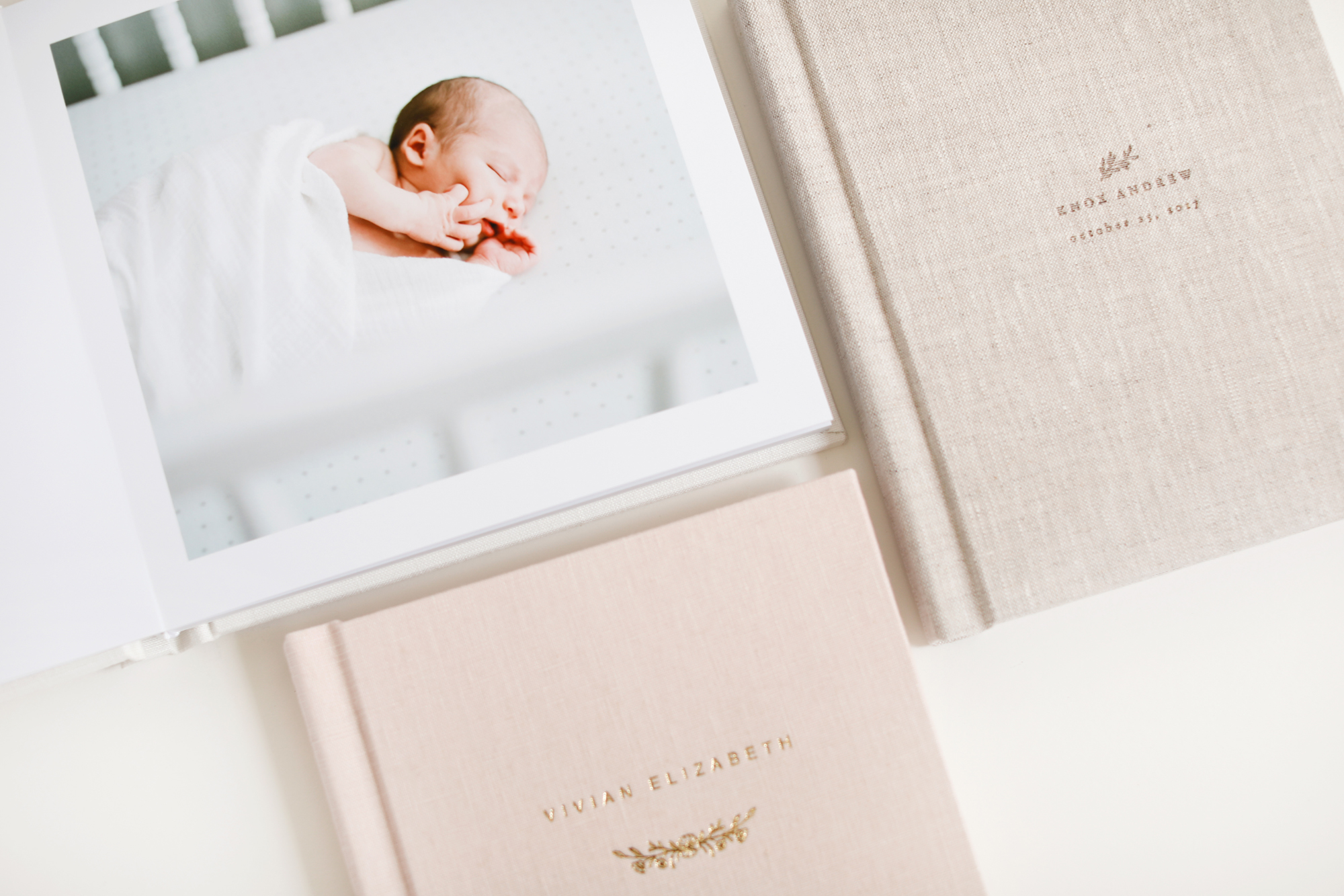 raleigh-lifestyle-newborn-film-photographer-albums-baby-books-001
