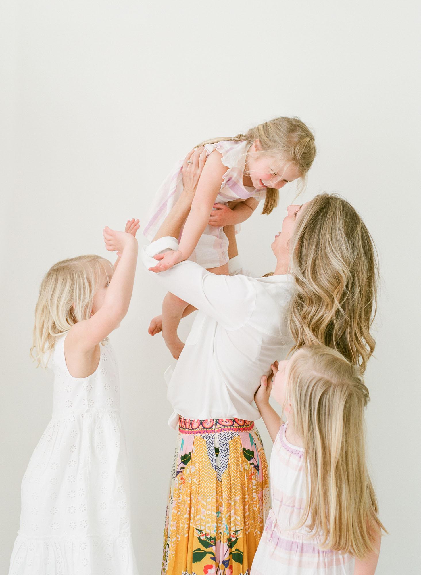 family-photographer-wake-forest-nc-motherhood-studio-portraits