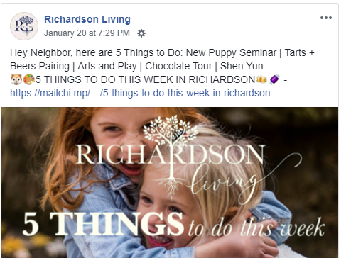 Richardson Living