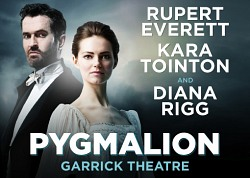 Pygmalion by George Bernard Shaw   A Chichester Festival Production   Directed & Designed by Philip Prowse   Lighting by Gerry Jenkinson