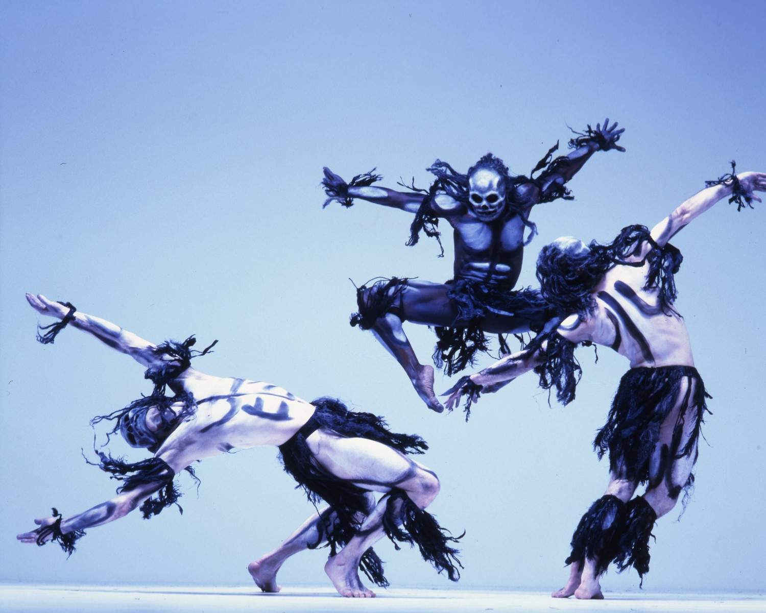 Ghost Dances | Rambert | Choreographed by Christopher Bruce | Costumes by Belinda Scarlett | Lighting by Nick Chelton
