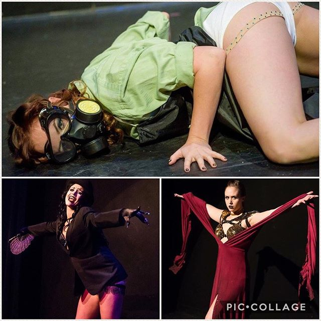 Our next performer doing an audience pickem's is @thehelenahandbasket! ✨  Comment below for which act you would like to see her perform at our anniversary show! Your choice will be revealed at the show! ➡️ Breaking Bad, Joan of Arc, or Babadook!