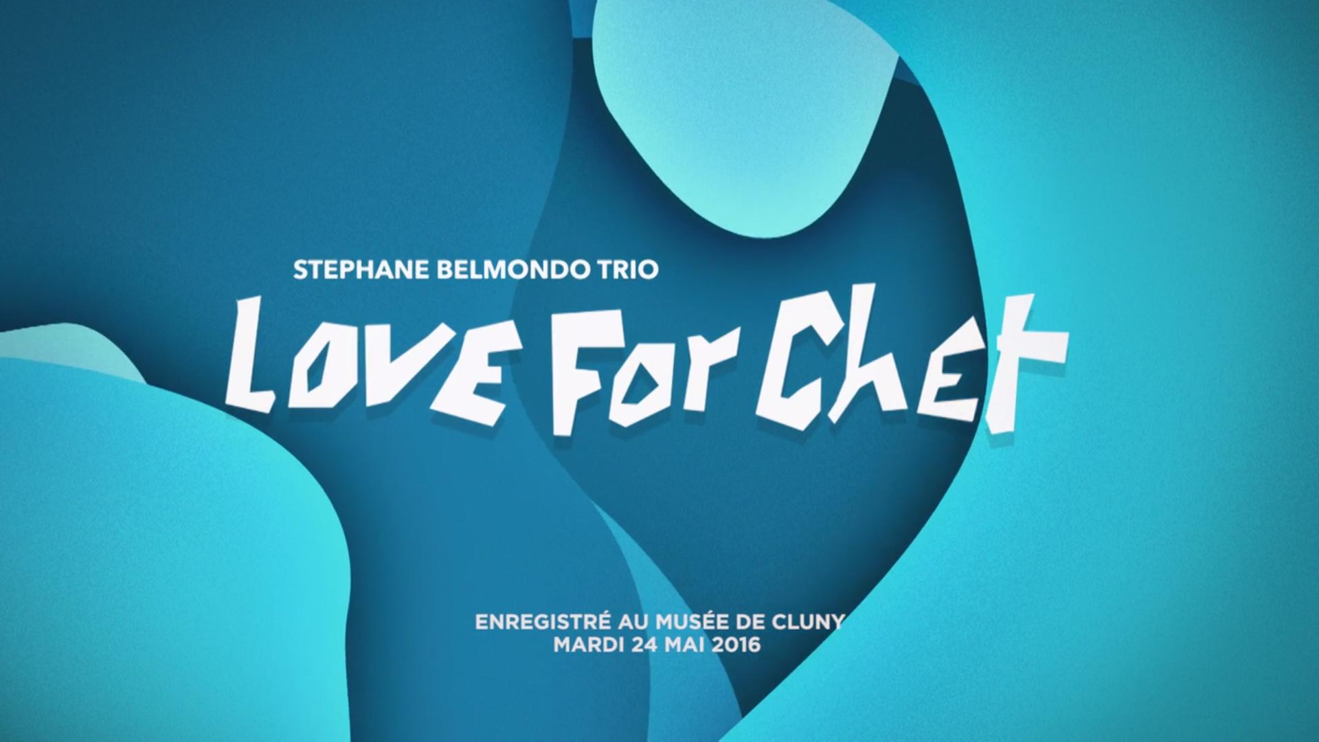 Stephane Belmondo – Love for Chet - concert 90'