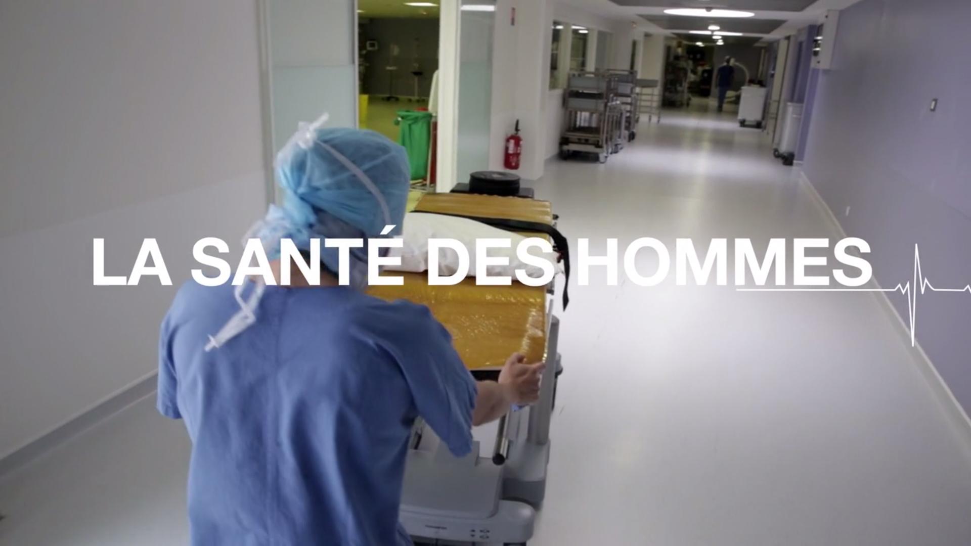La santé des hommes - Documentaire 52'