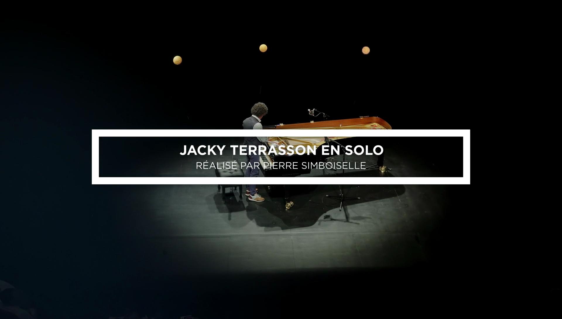 JACKY Terrasson en solo - Concert 81'