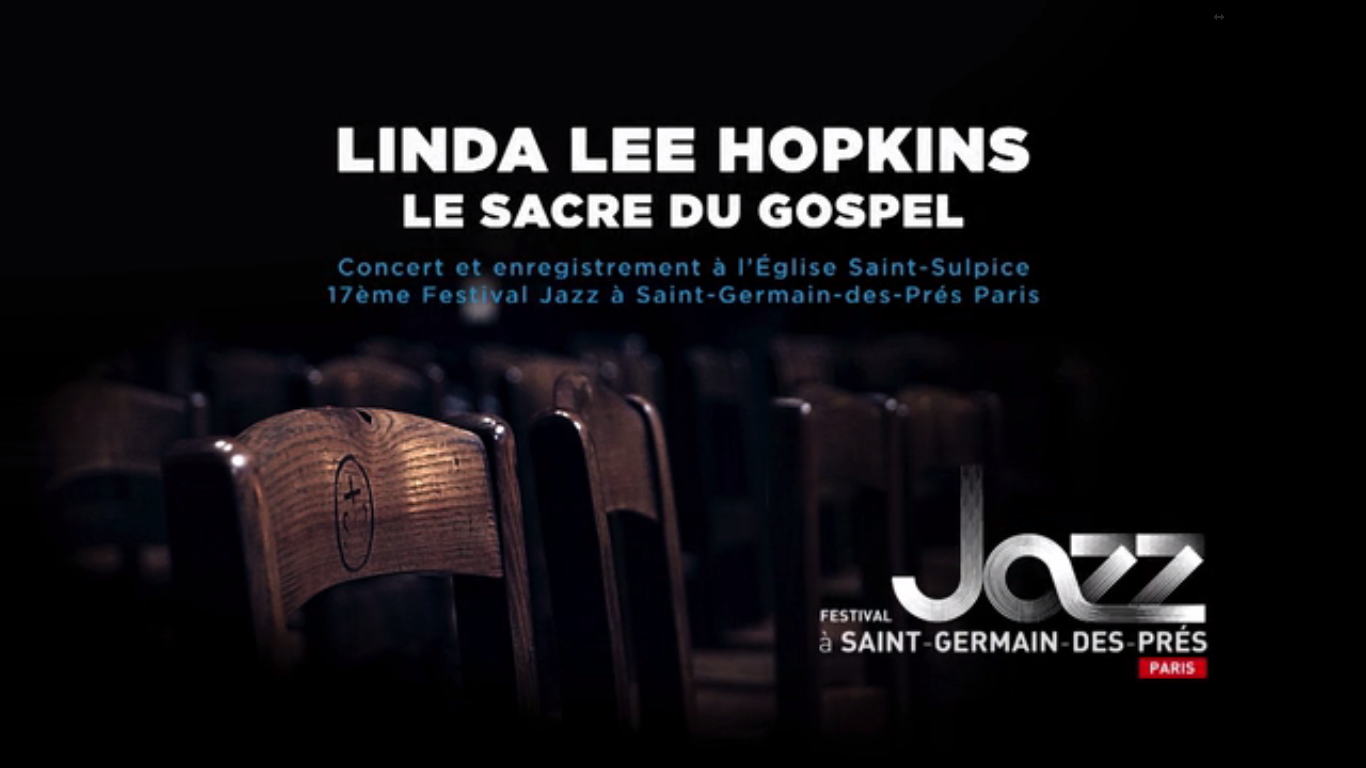 Linda Lee Hopkins - concert 88'