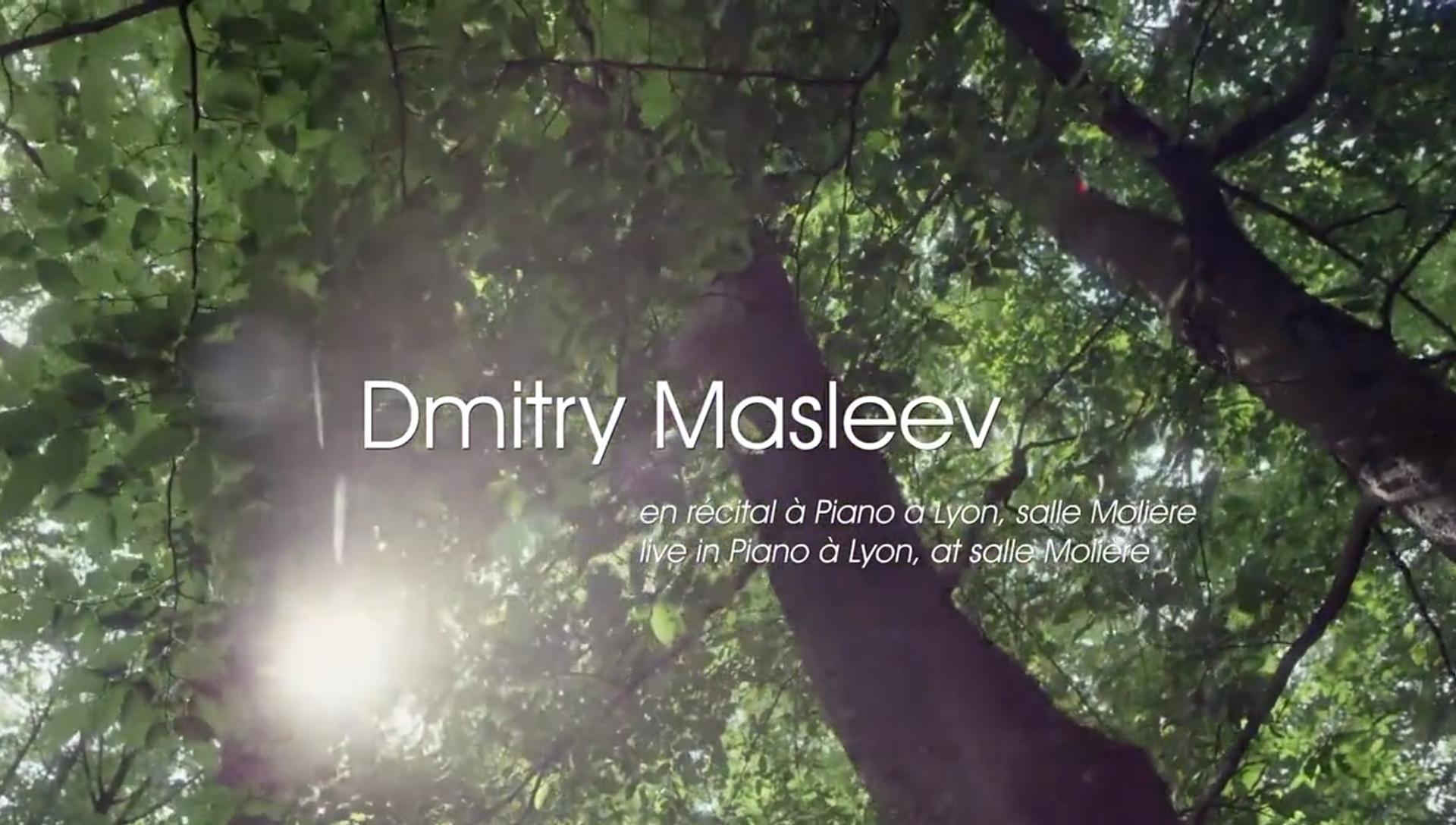 DMITRY MASLEEV - CREATION 4K - 70'