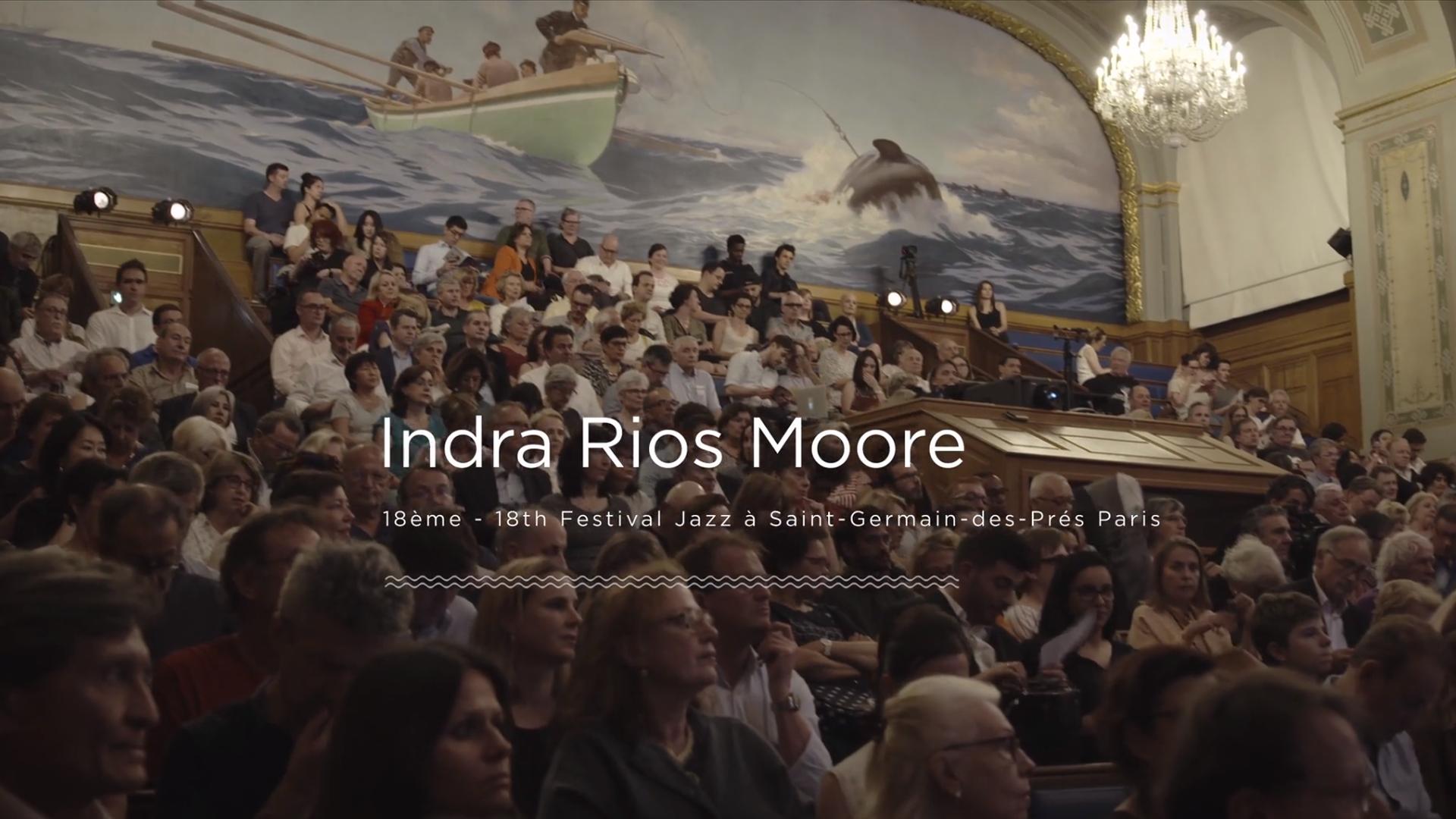 INDRA RIOS MOORE - CONCERT 88'