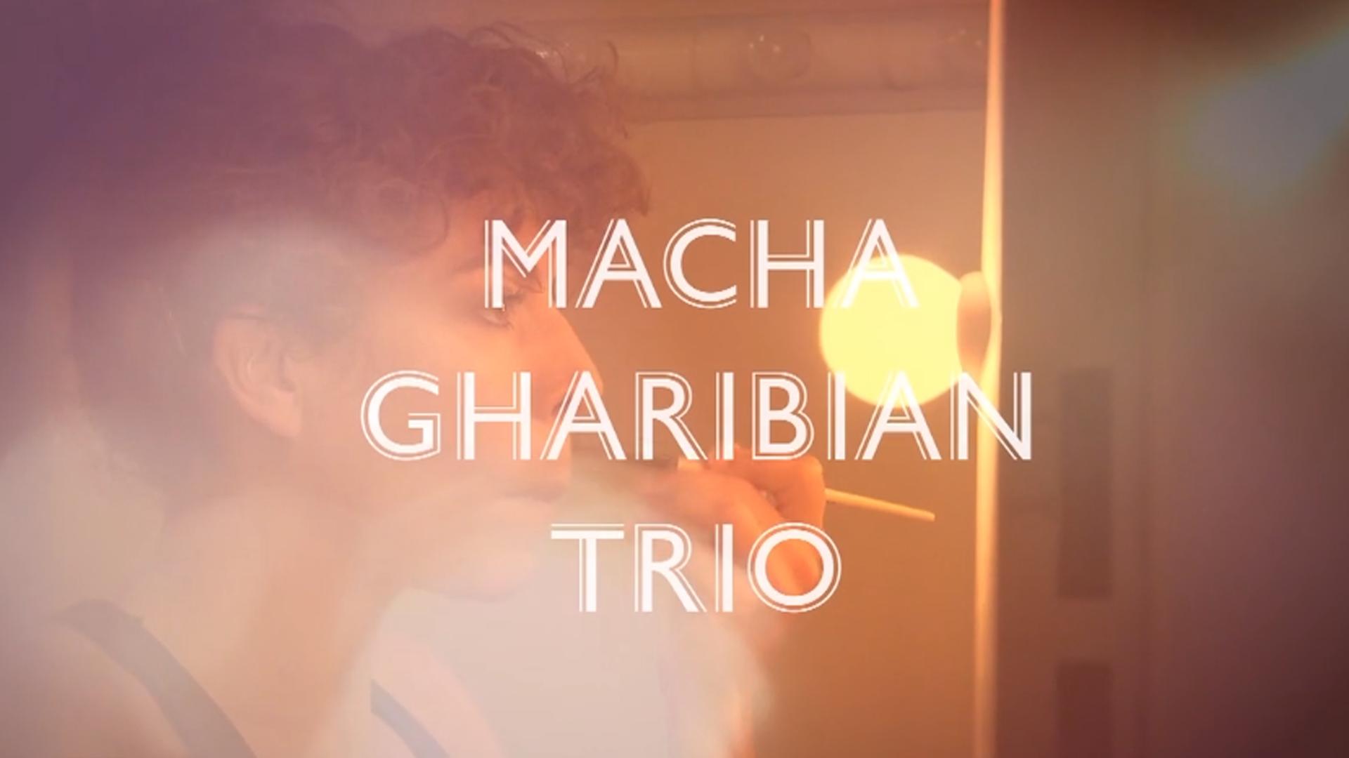 MACHA GHARIBIAN TRIO - CONCERT 86'