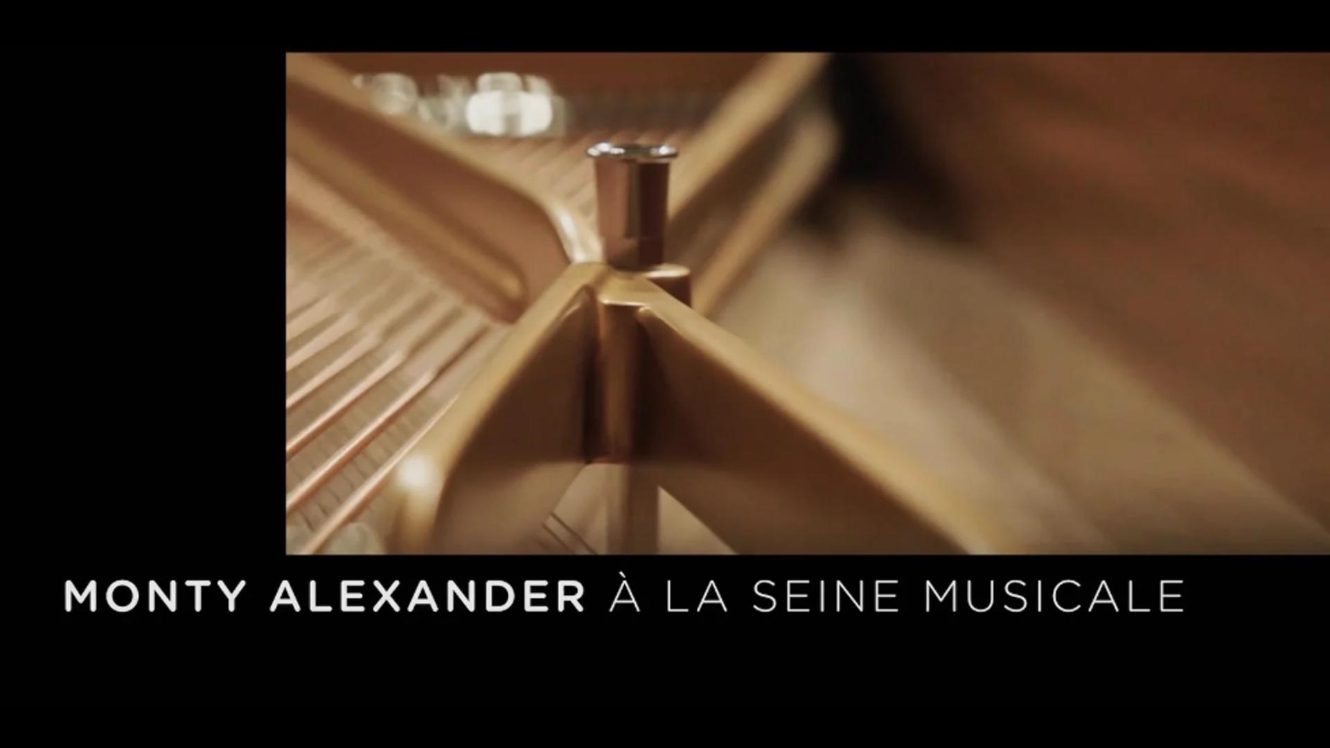 MONTY ALEXANDER - CONCERT 57'