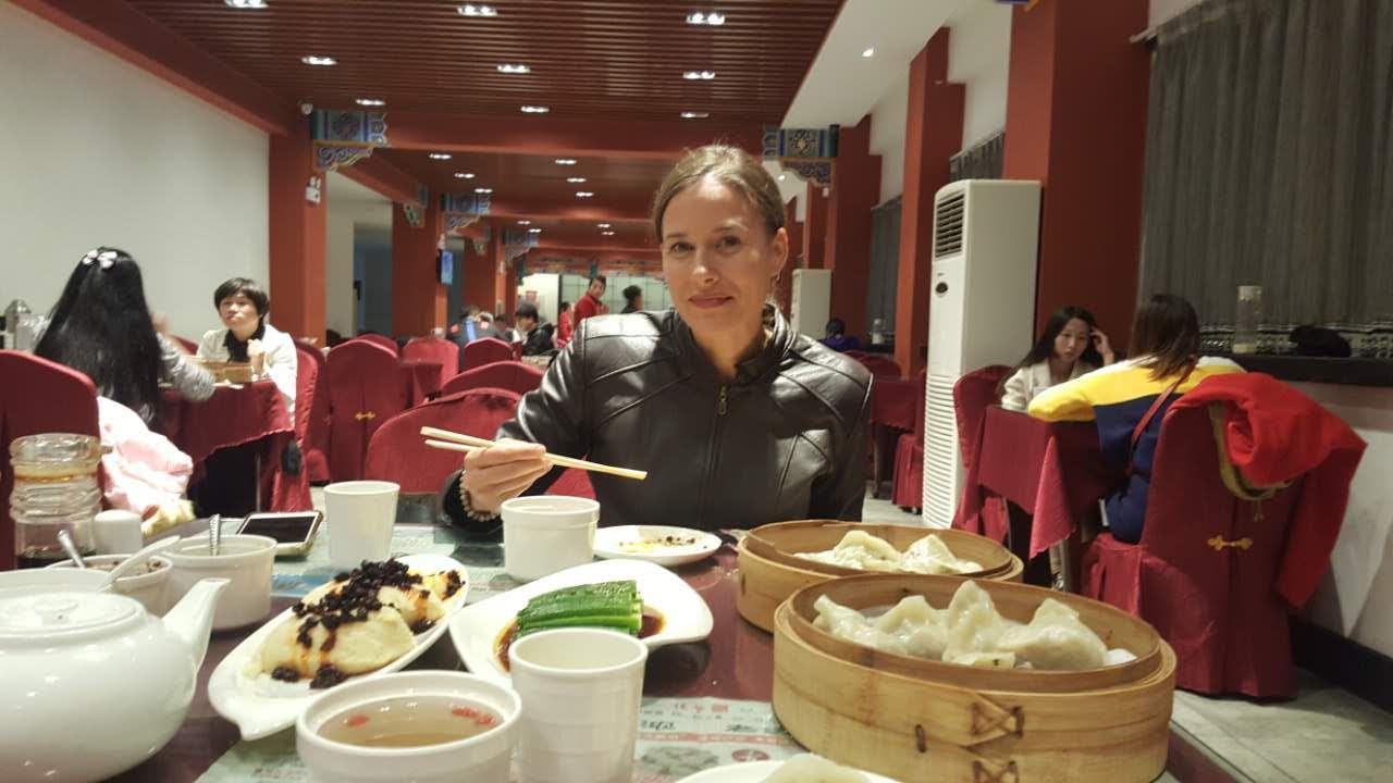 Great meal at Lao Bian Dumpling
