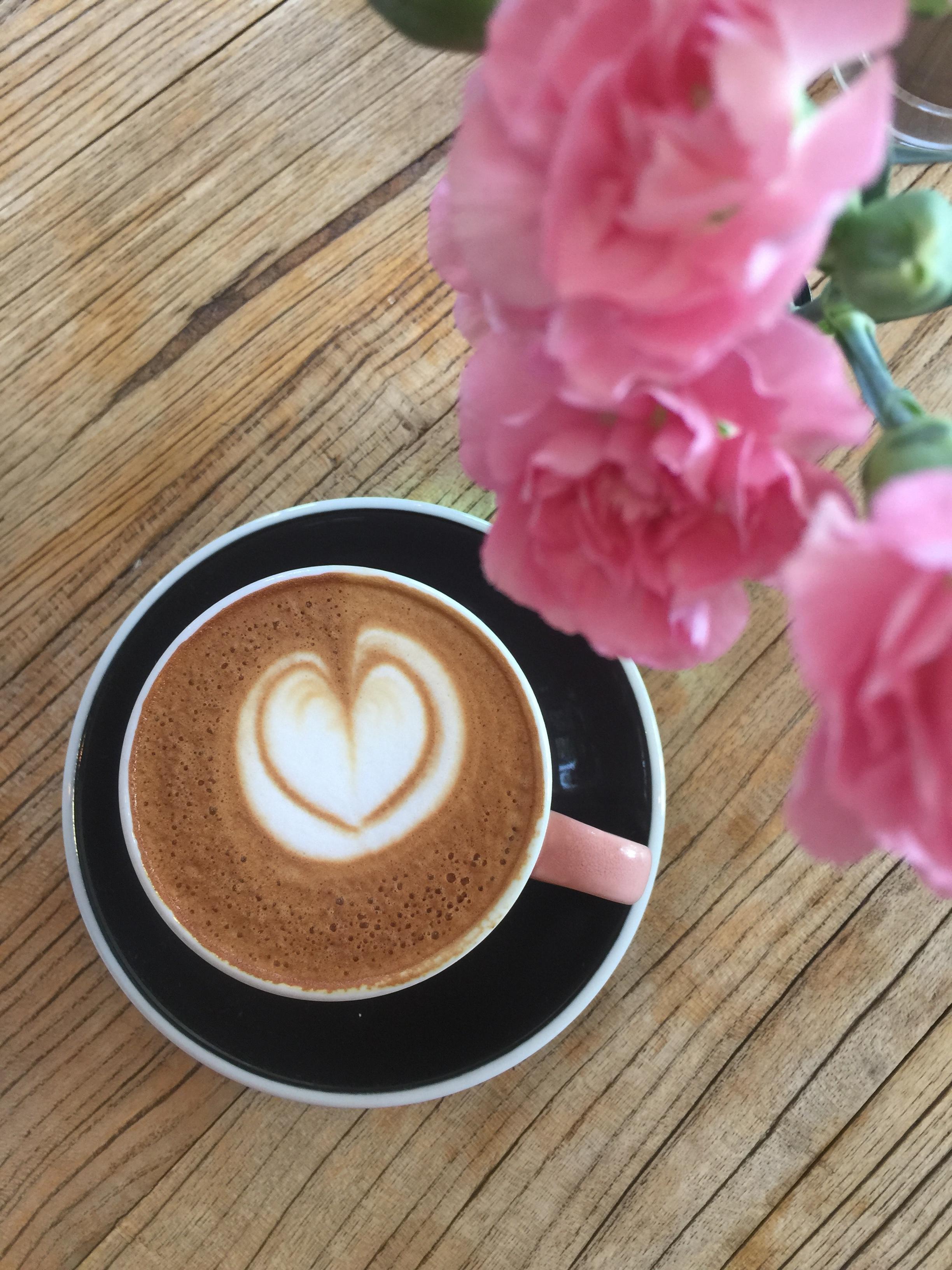 Coffee was definitely a luxury, so when it was good, it was great