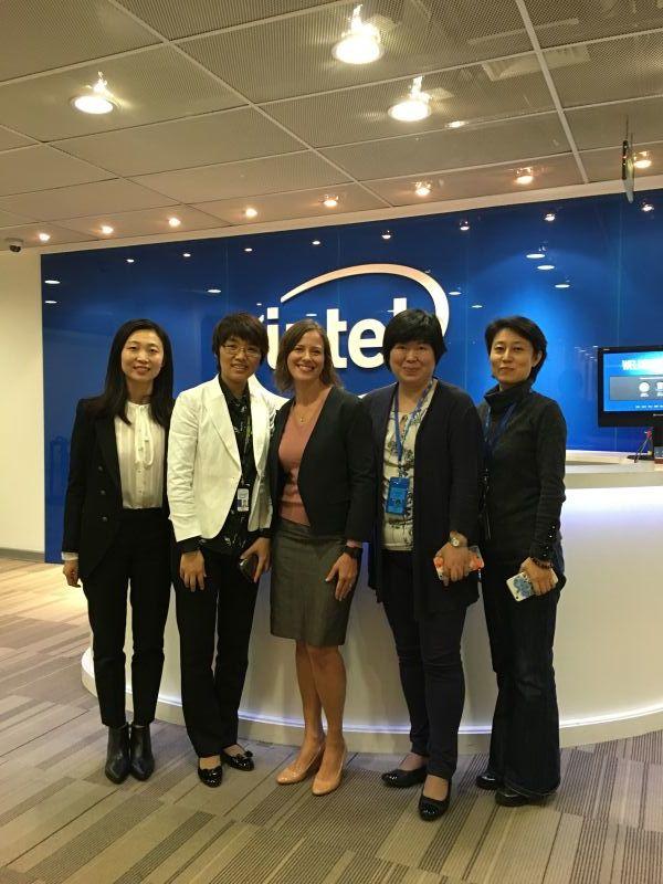Maker champions at Intel