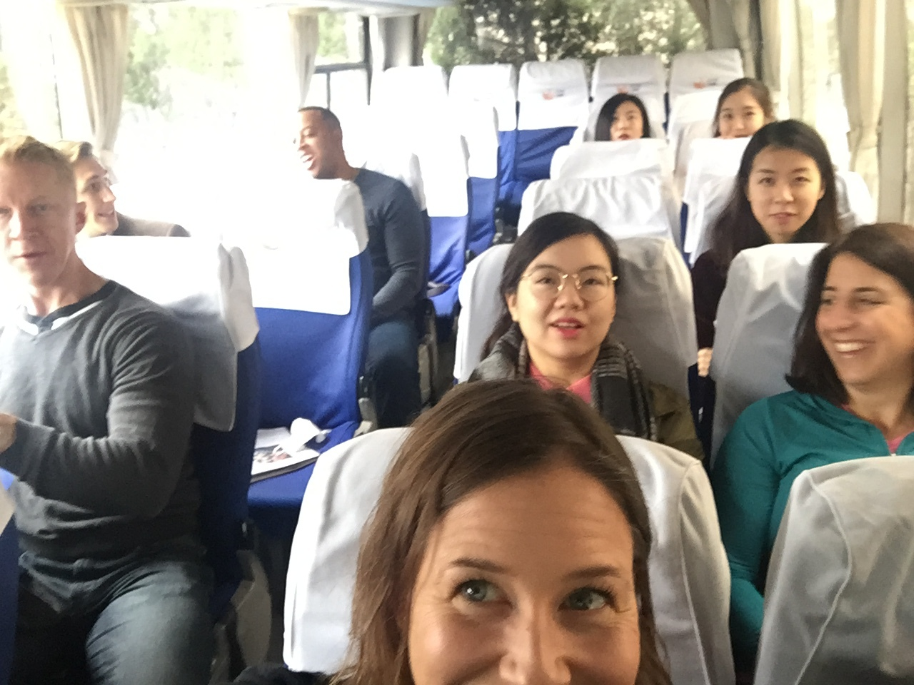Buses make getting around Beijing a breeze