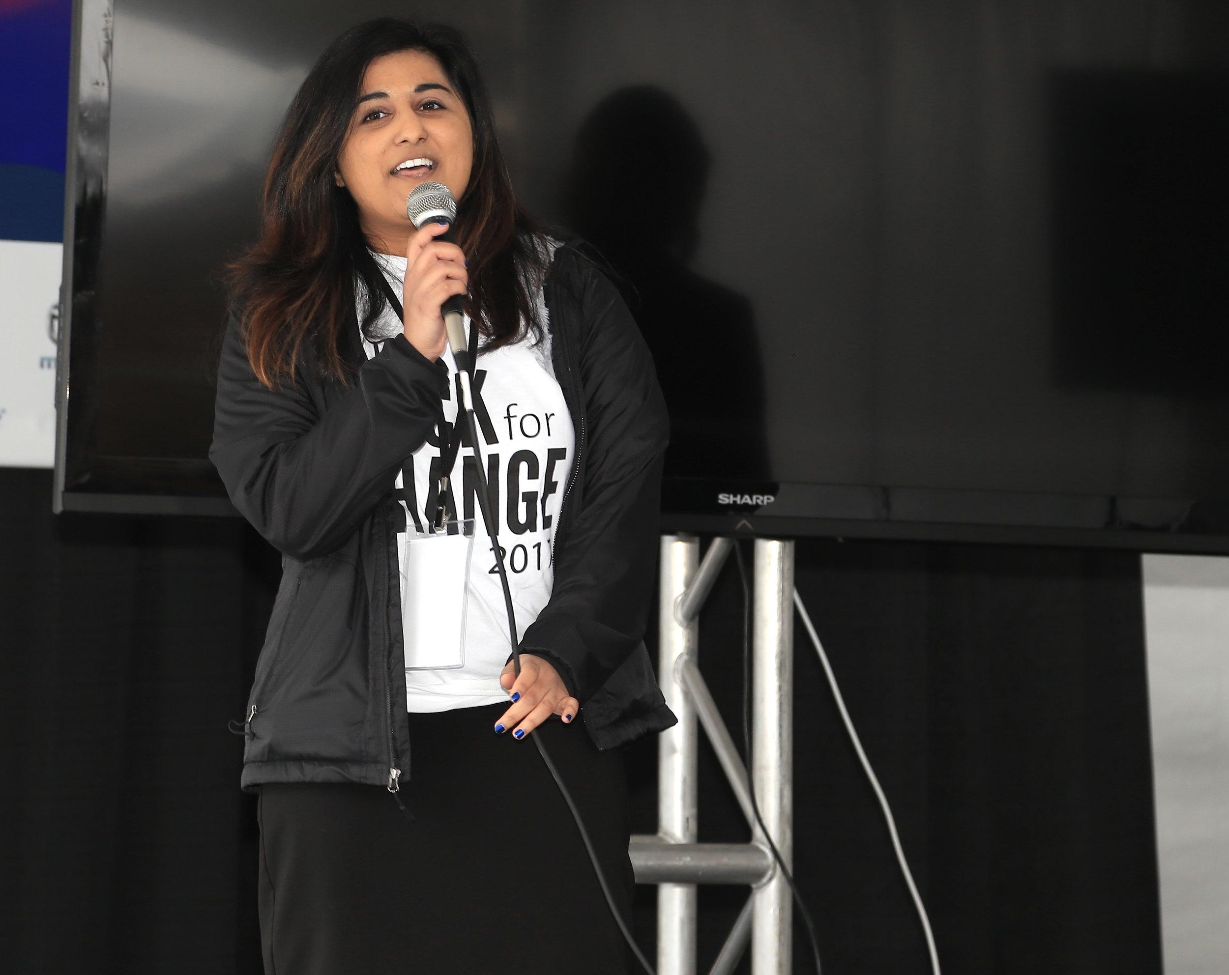 Sarah Sharif, ATX Hack for Change