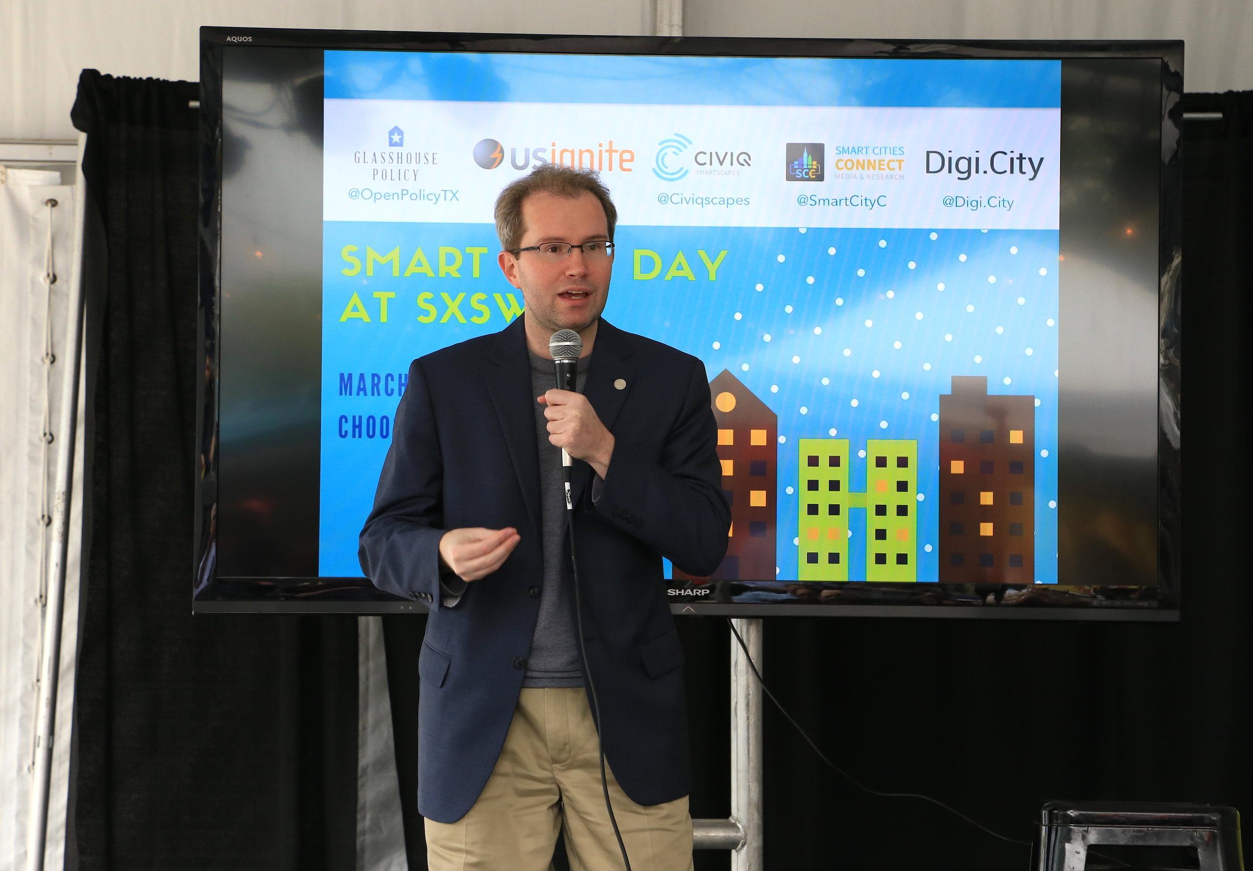 Dr. David Bray, FCC