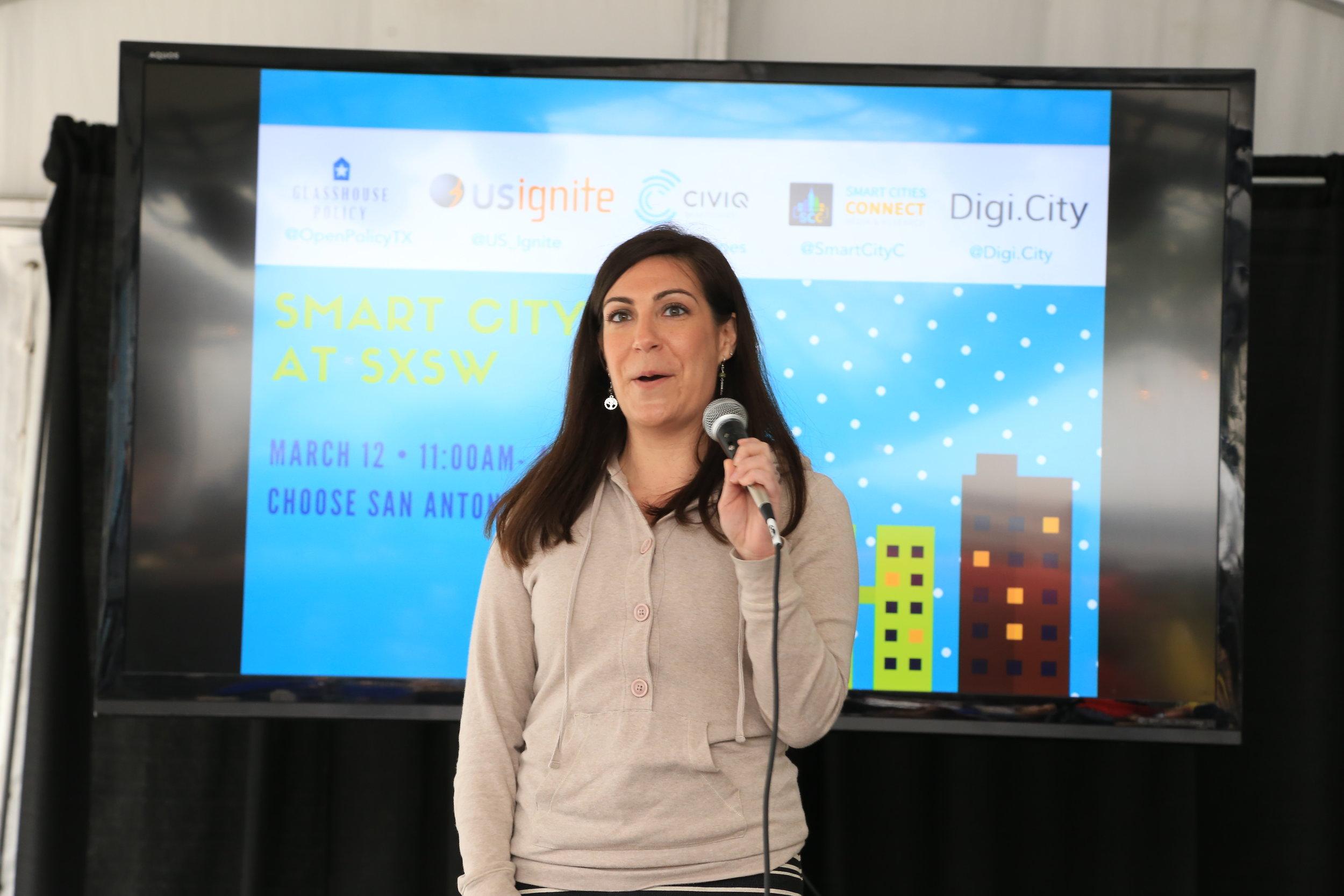 Lauren Riga, City of Indianapolis