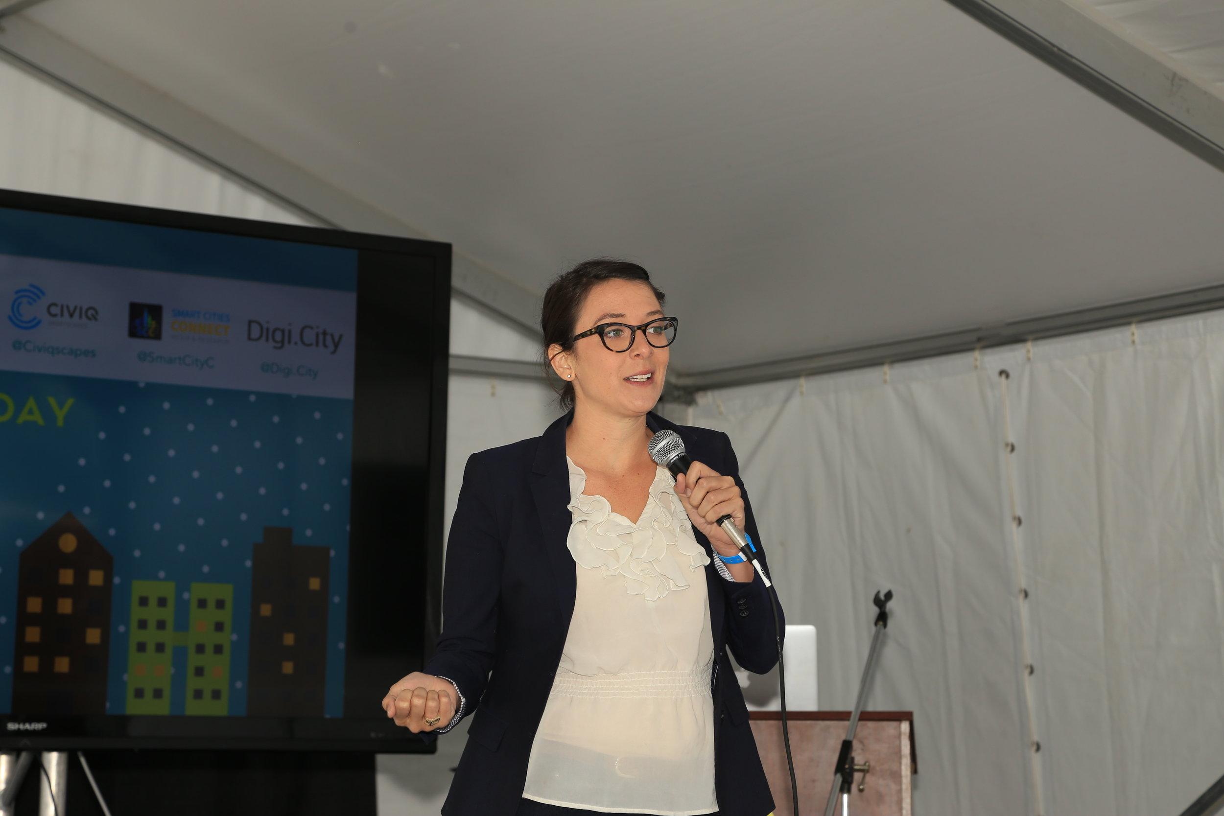 Carey Anne Nadeau, OpenData Nation