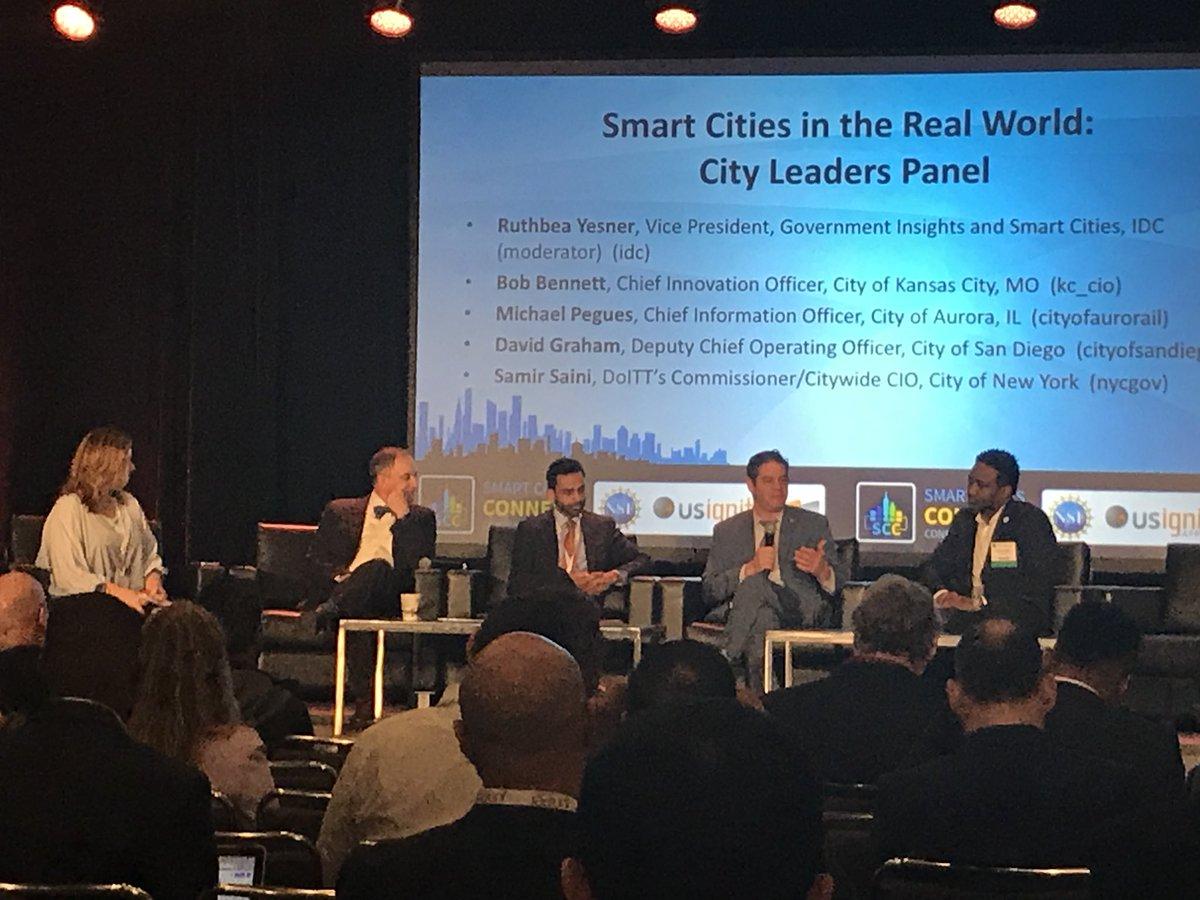 City CIO Panel