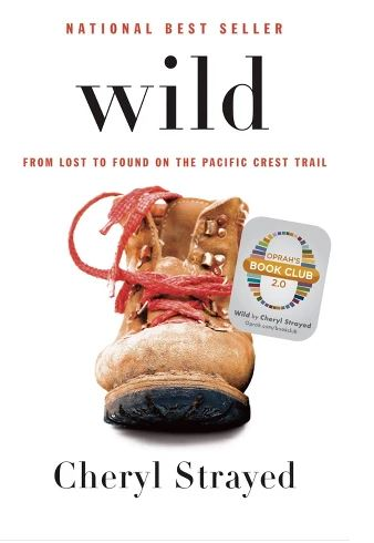 Book Cover of Wild by Cheryl Strayed