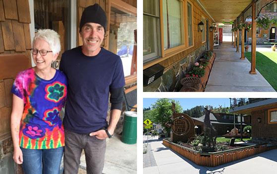 The Macks | Cedar Wood Inn | Deadwood, SD