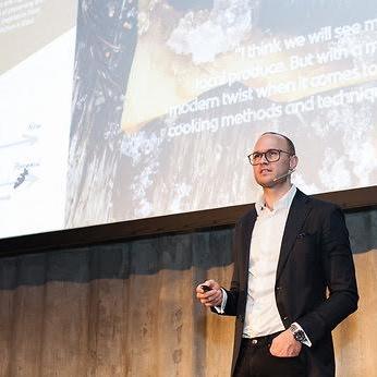 Johan Swahn - Founder & Creative Director