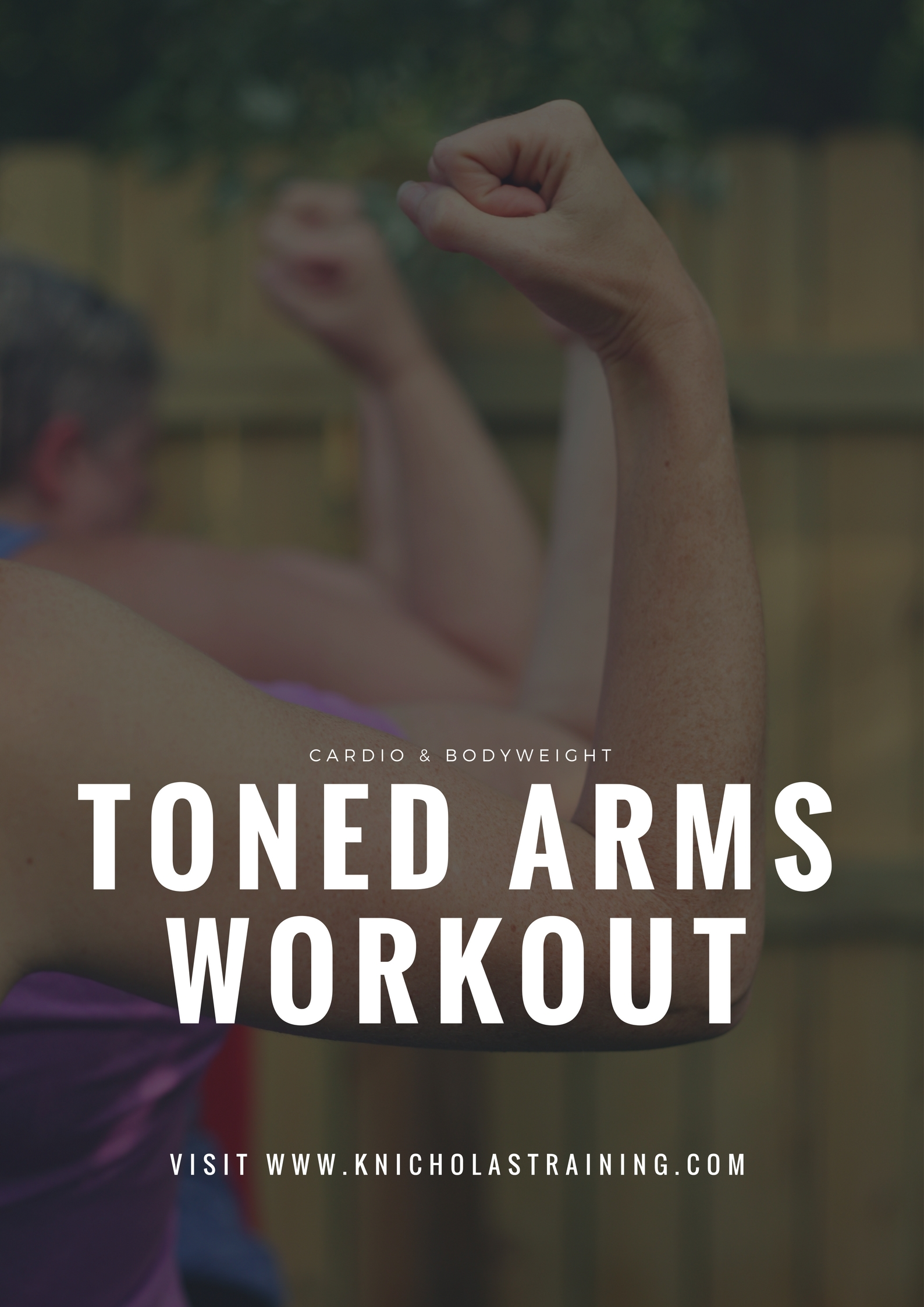 Toned Arms Workout