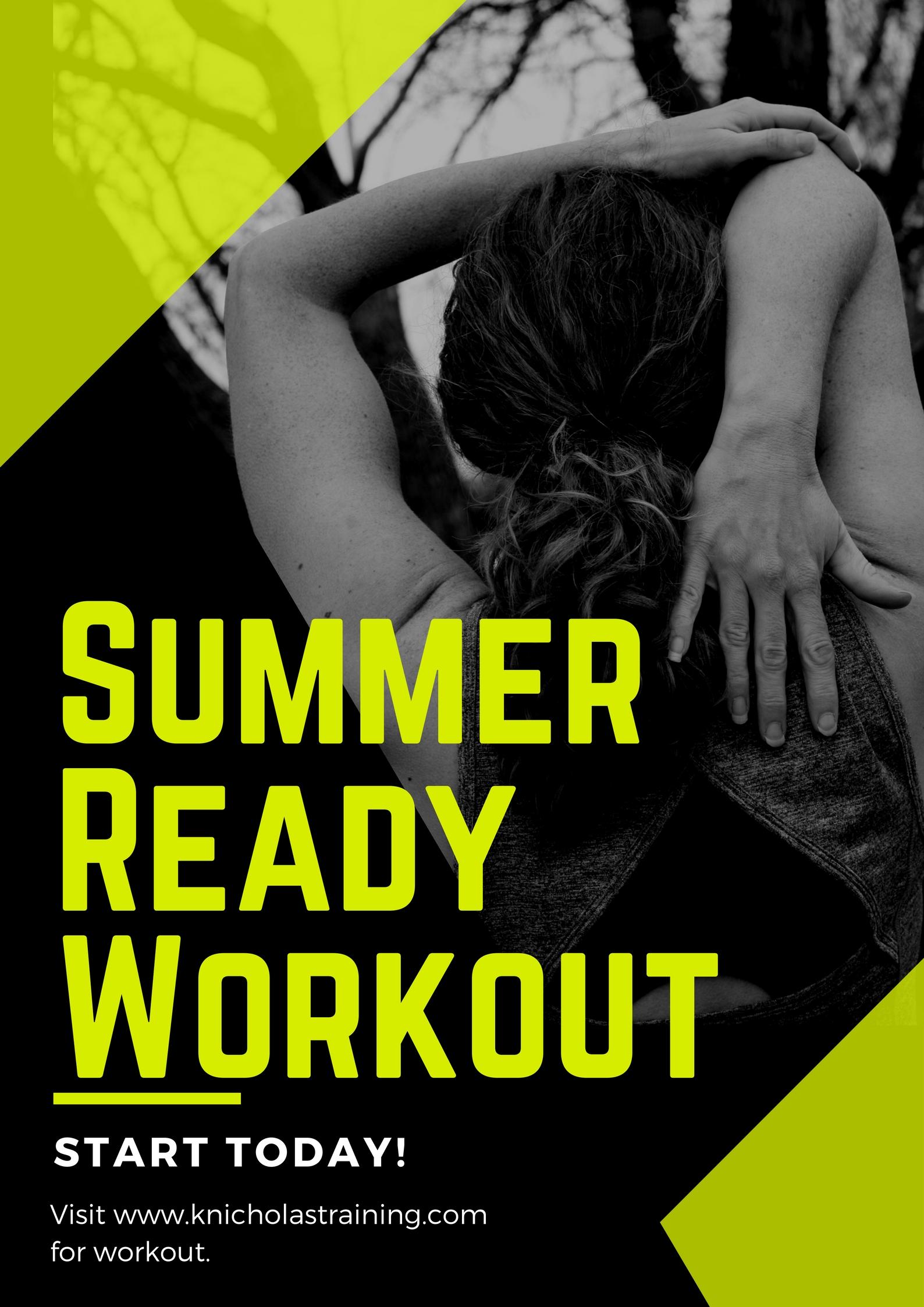 SummerReadyWorkout