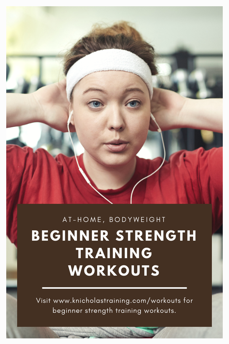 Beginner Strength Training Workout