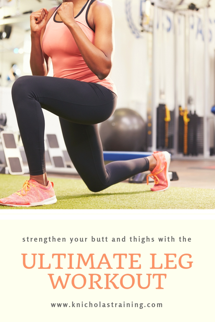 Ultimate Leg Workout