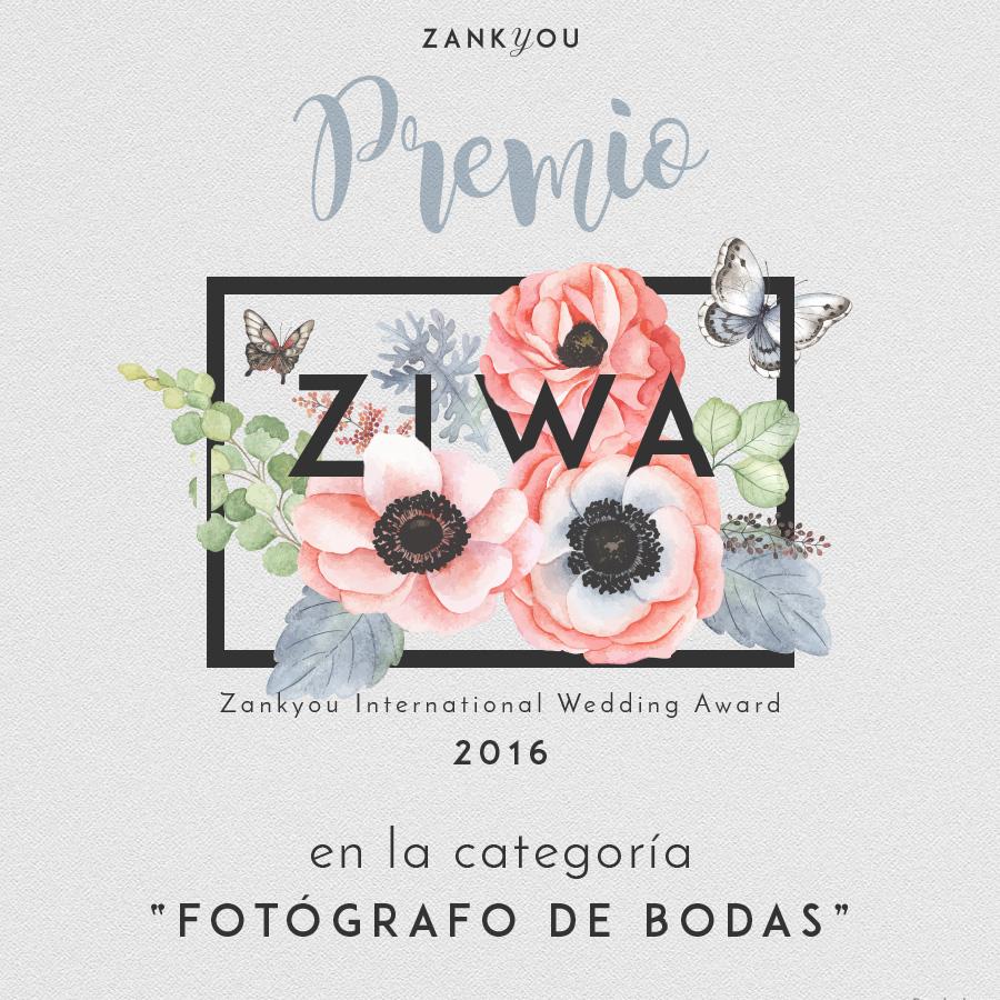 ZIWA - FOTOGRAFO DE BODAS
