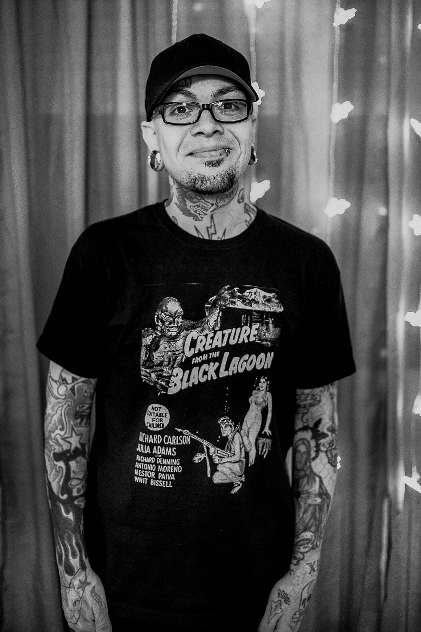Samusamuel - Tattoo Artist