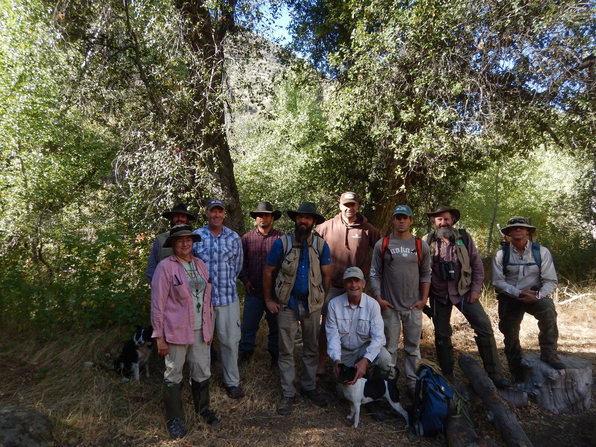 Sisquoc Volunteer Team