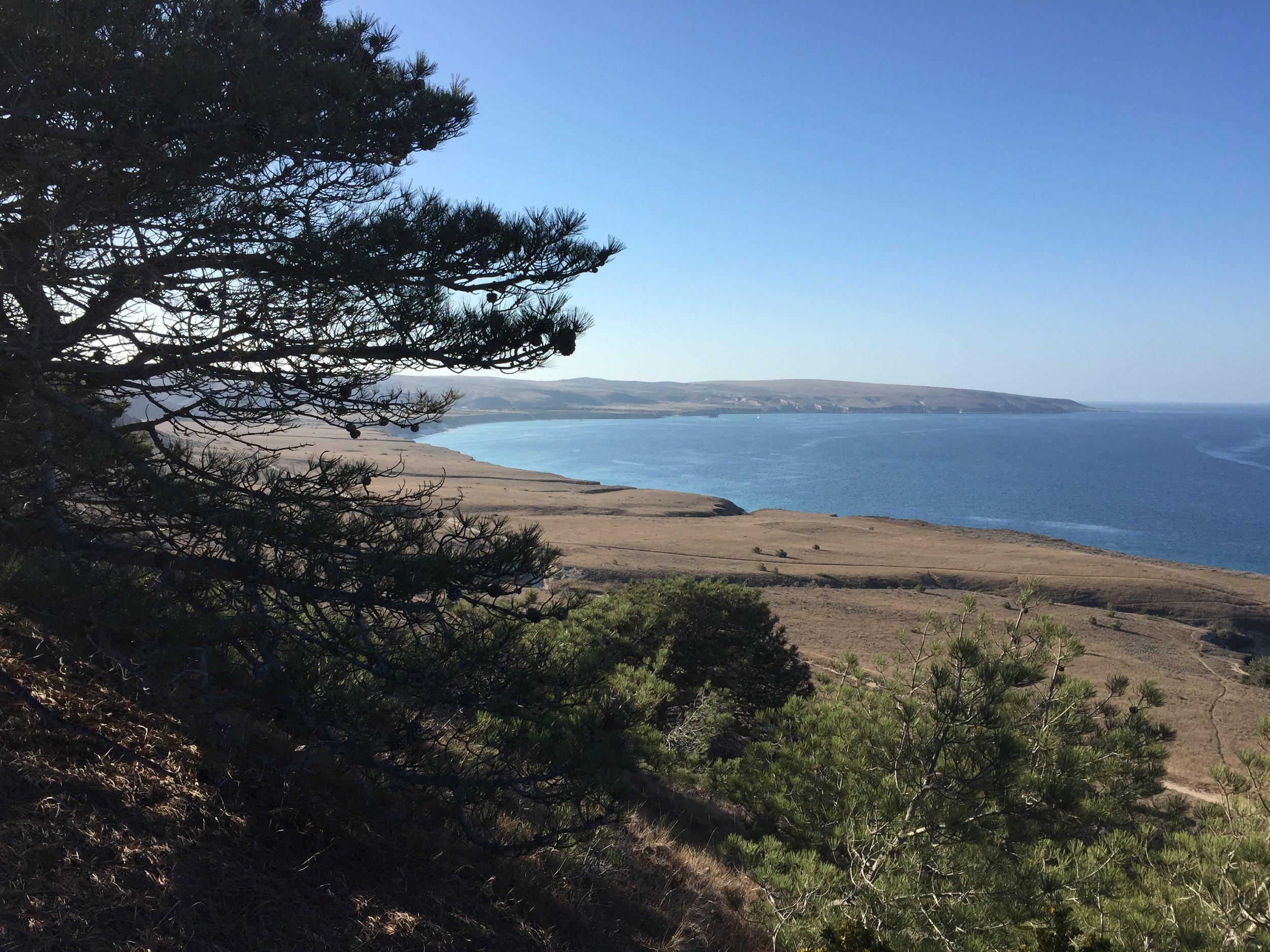 Betcher's Bay, Santa Rosa Island