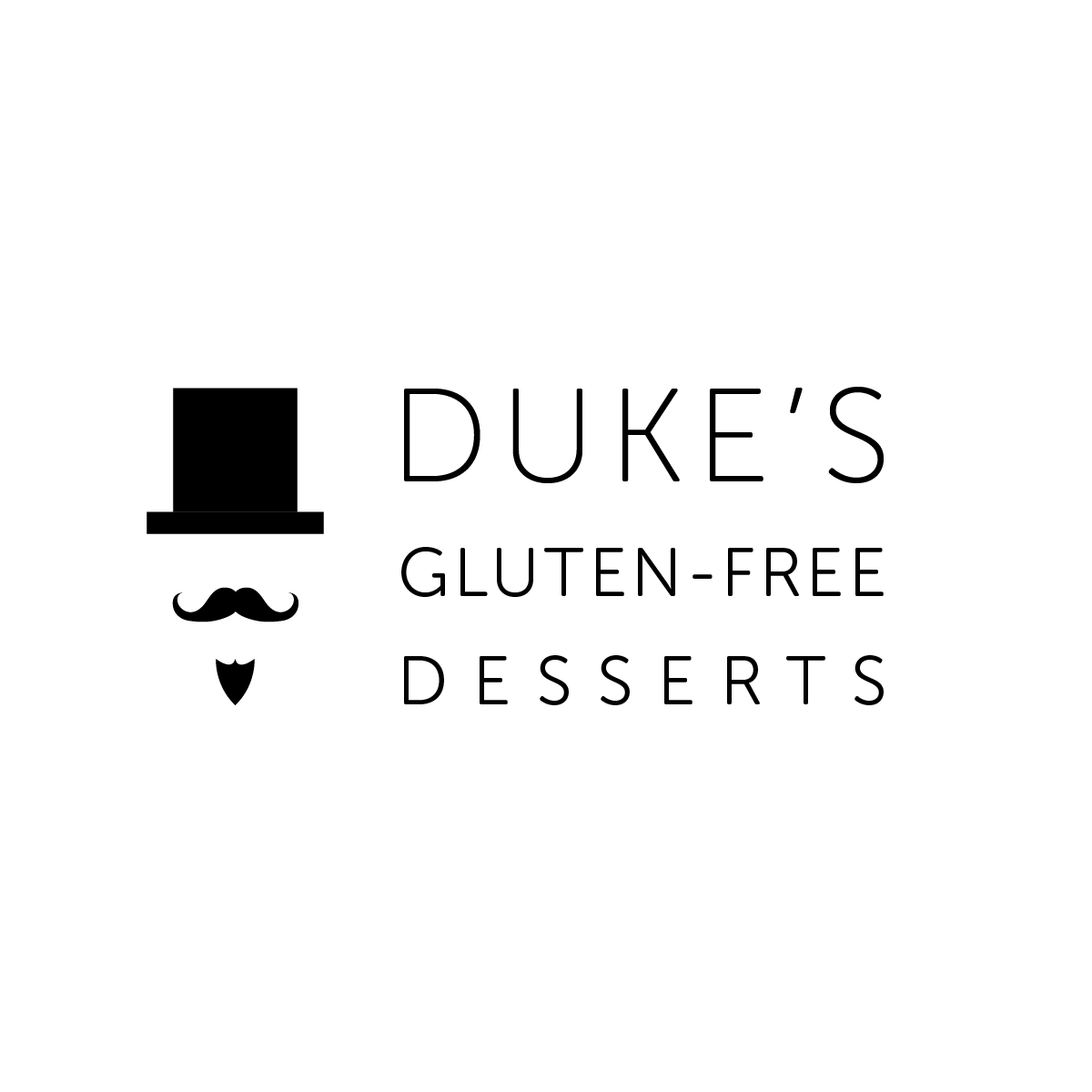 Duke's Gluten-Free Desserts Logo