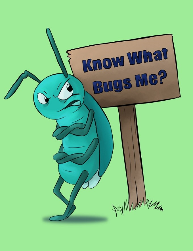 Little bug for What Bugs Me