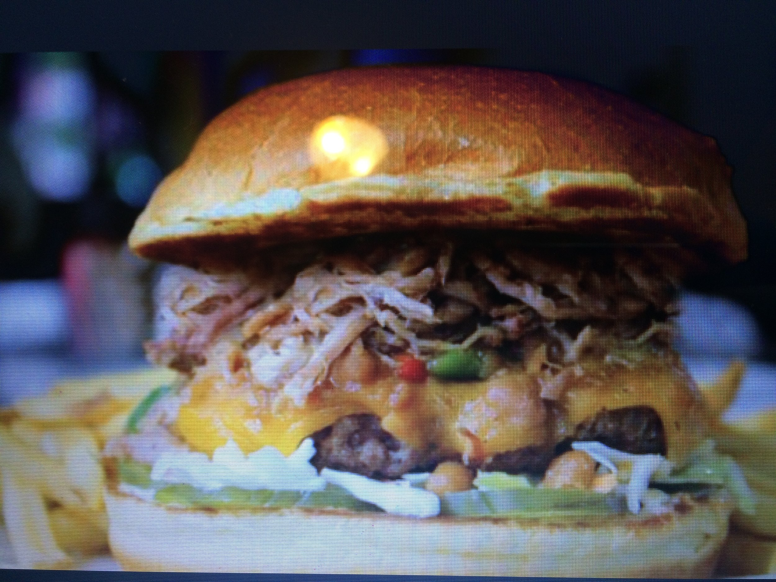 Puckett's Mojo Burger (Picture from Puckett's website)