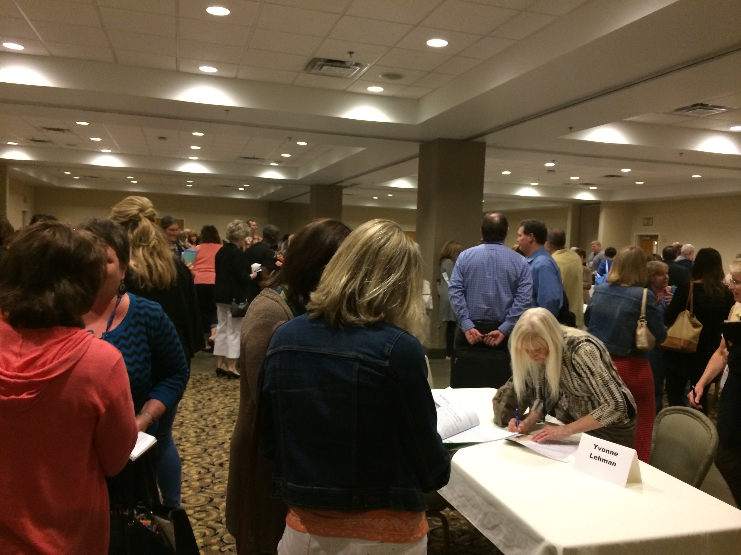Blue Ridge Mountains Christian Writer's Conference