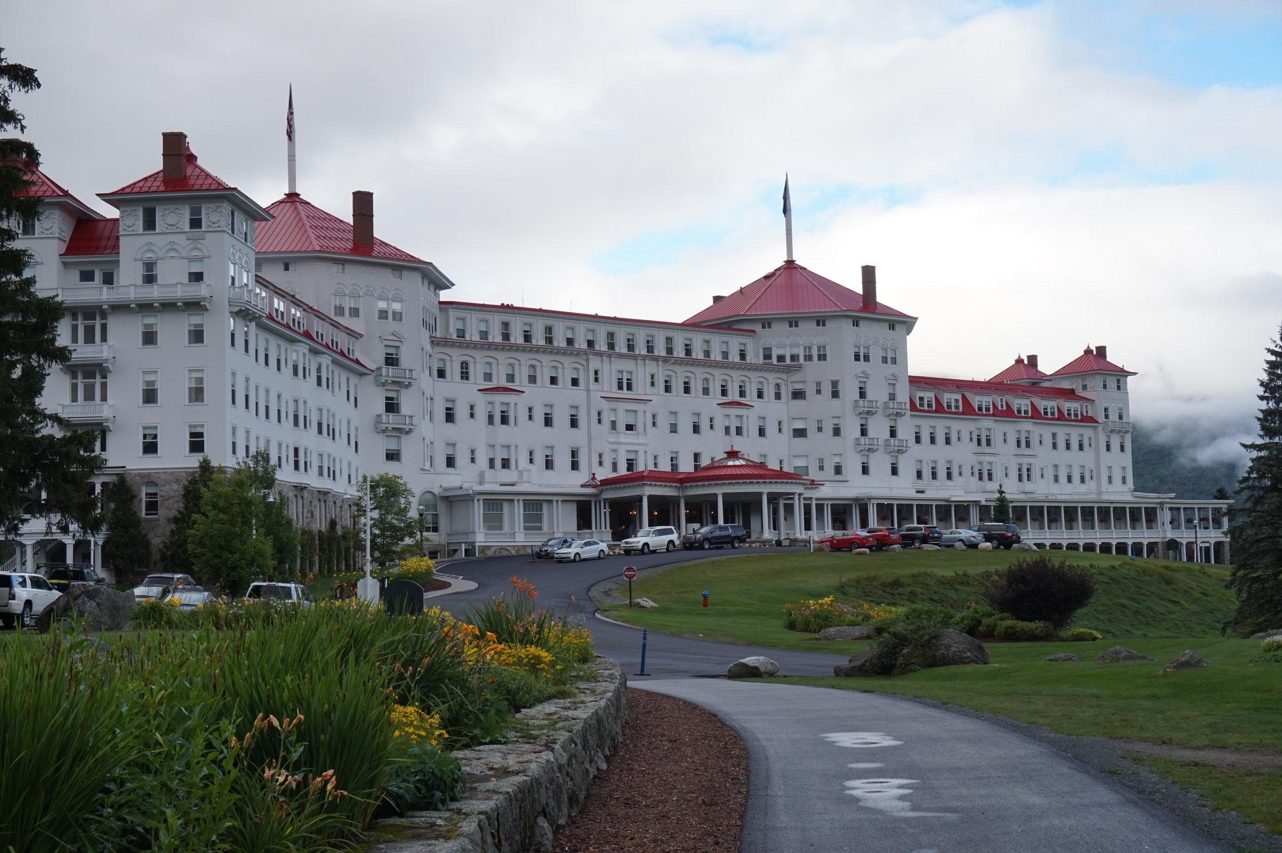 Omni Mount Washington Resort Hotel