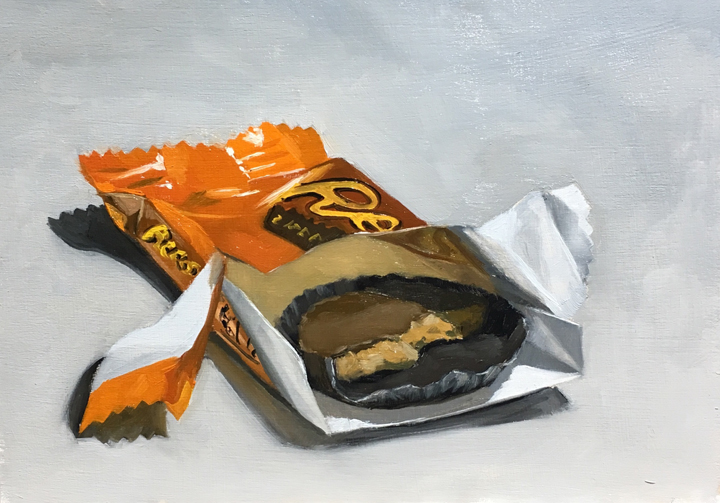 Untitled (peanut butter cup, 2 pack)