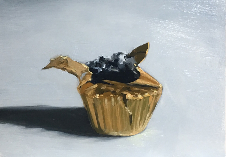 Untitled (peanut butter cup, mini)