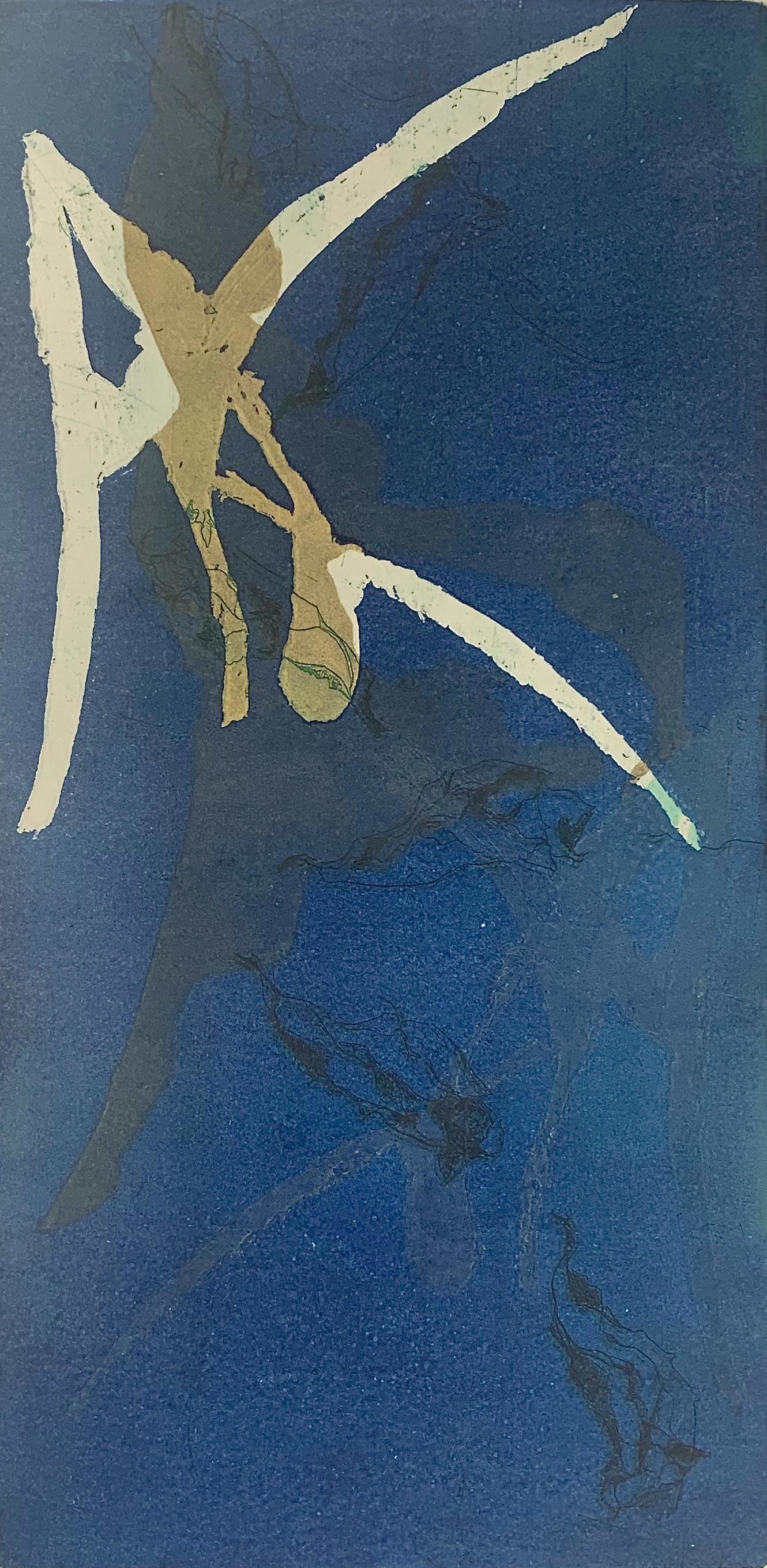 Arabesque en Bleu